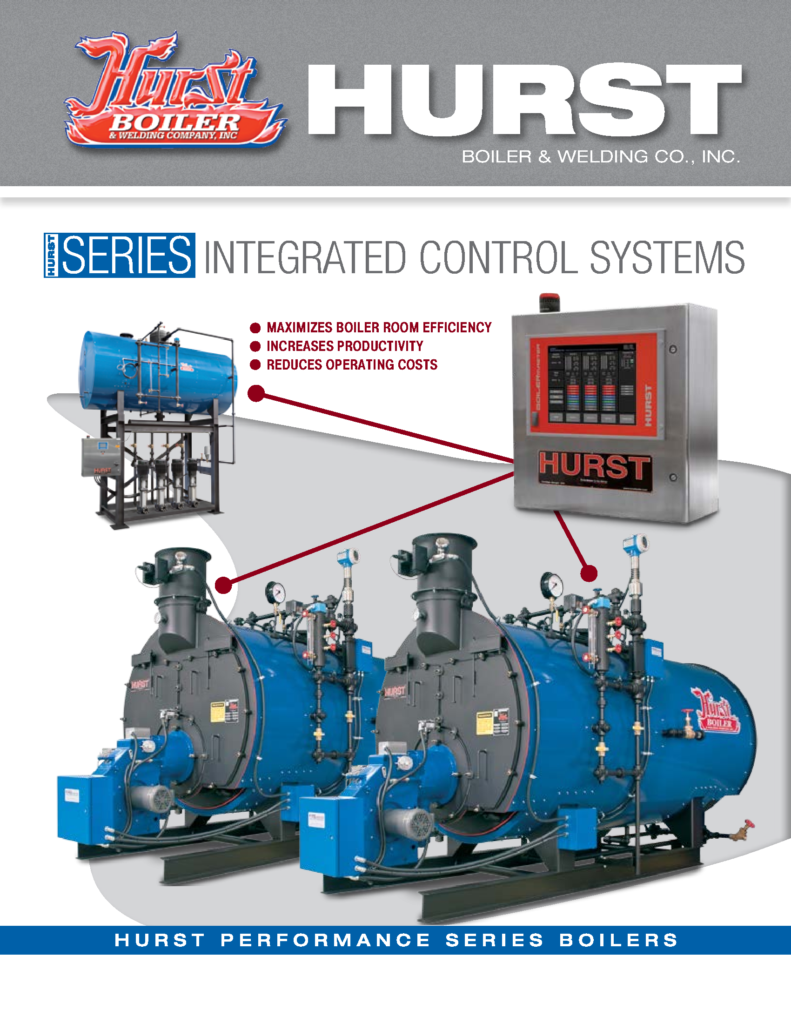 High Efficiency Integrated Control Systems for All Hurst Product Lines